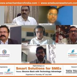 SMART SOLUTIONS FOR SMEs – 30 July 2020