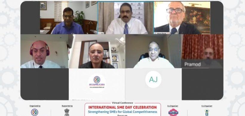 INTERNATIONAL SME DAY CELEBRATION -27 June 2020